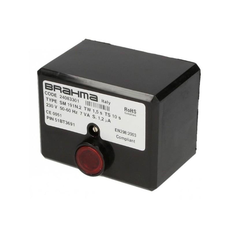 APP. BRAHMA CM  391N.2 TW1,5 TS10