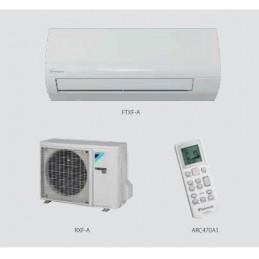 CLIM. DAIKIN FTXF25A/RXF25A R32 INV.(U.I.-U.E.)