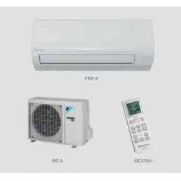 CLIM. DAIKIN FTXF60A/RXF60B R32 INV. (U.I.-U.E.)